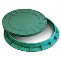 Пластиковый канализационный люк
