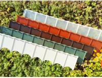 Быстросъемный пластиковый бордюр Plastbort Edge