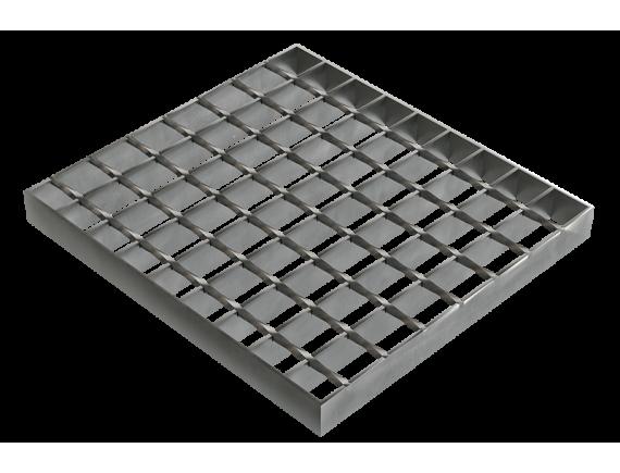 Решетка сварная оцинкованная (ячейка 34х38)