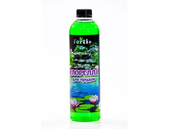 Хлорелла для прудов Ferti+, 0,5л