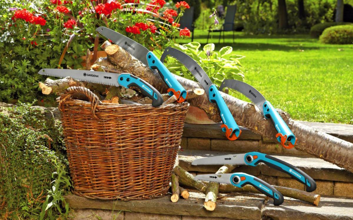 Как выбрать качественную садовую пилу