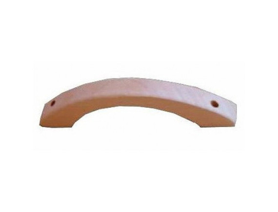 Деревянная ручка-скоба для бани