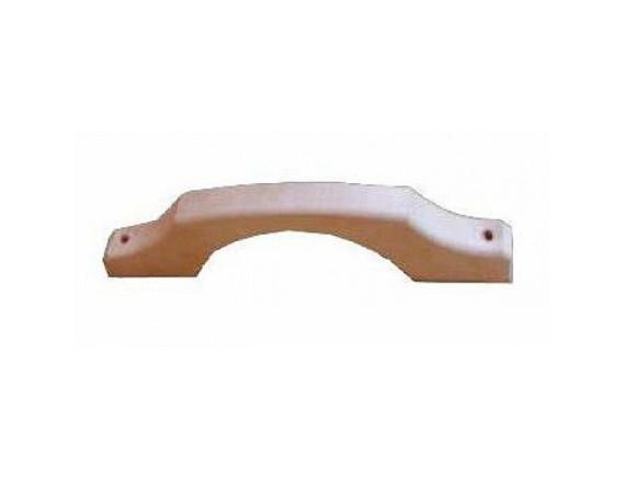 Деревянная ручка для бани