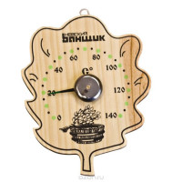 "Термометр для бани и сауны ""Лист"""