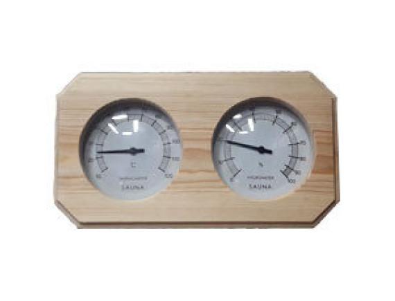 Термогигрометр DW 216