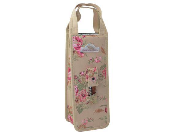 Сумка-кулер для винной бутылки GardenGirl Classic Collection (со штопором)