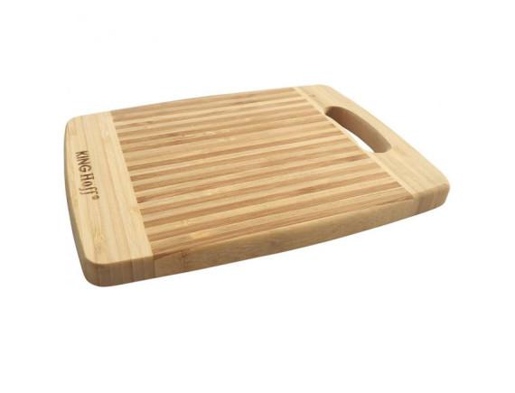 Доска разделочная деревянная KH-1141 KINGHoff
