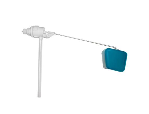 Клапан обратный поплавковый впускной (коромысло) для емкости