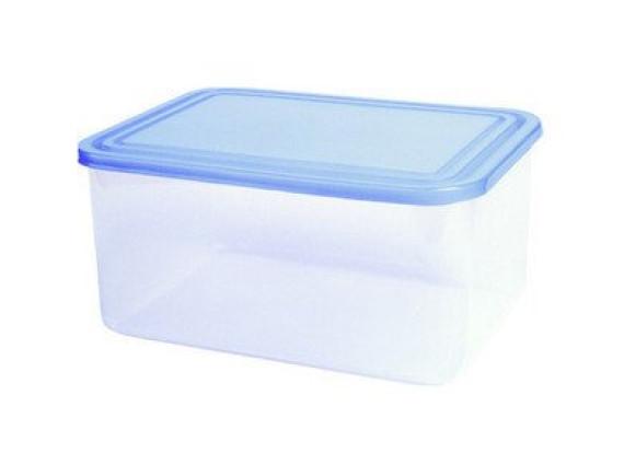 Контейнер для СВЧ Curver FOODKEEPER 1,2L (голубой)