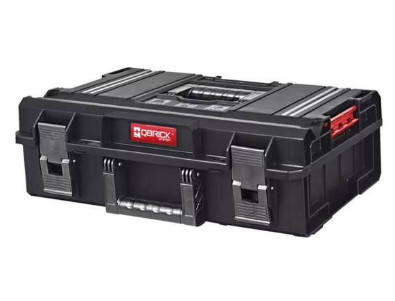 Ящик для инструментов QBRICK SYSTEM ONE 200 VARIO, черный