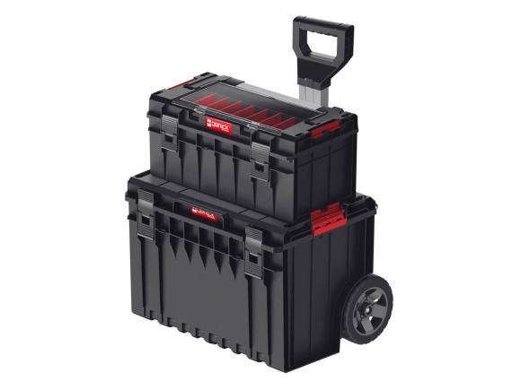 Ящик для инструментов QBRICK SYSTEM ONE CART, черный