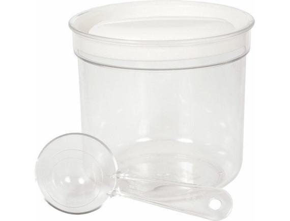 Ёмкость для сыпучих продуктов 1Л Curver (кремовый)