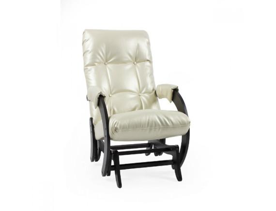 Кресло-качалка глайдер Бастион 1 (экокожа)