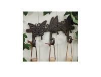Крючки декоративные «Бабочки» Esschert Design