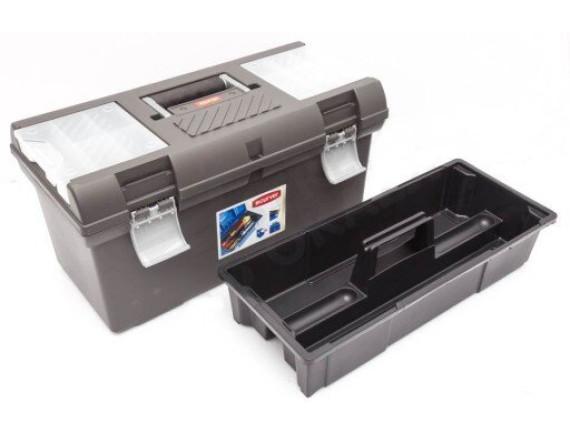 """Ящик для инструментов Keter Premium 26"""" (графит)"""