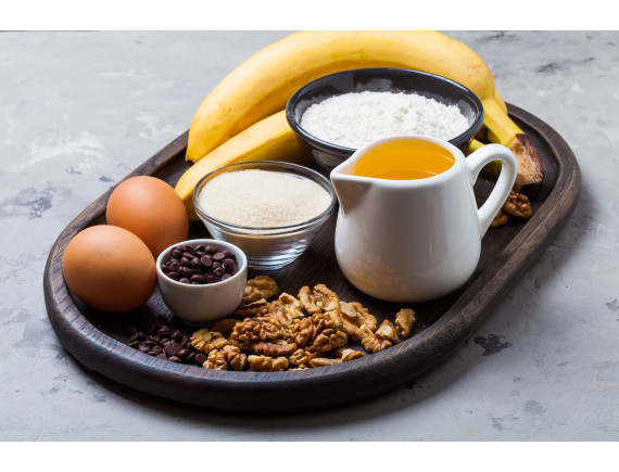 Поднос для завтраков Foxwoodrus овальный