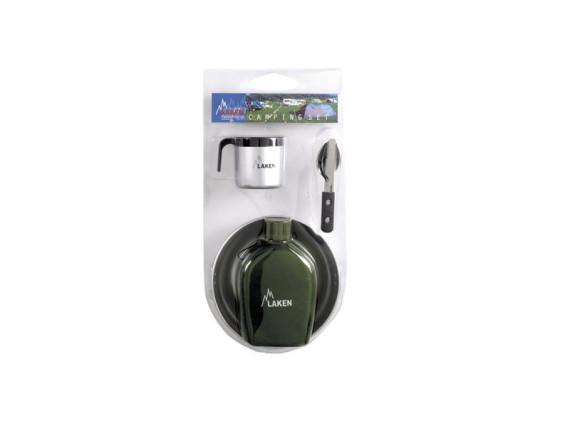 Набор посуды Laken CS-3 camping set