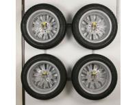 Набор для настенного хранения автомобильных шин Allit StorePlus Set Tyres 33
