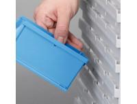 Набор для настенного хранения инструмента Allit ProfiPlus Set ›1+2+2L‹ 17