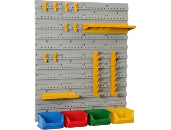 Набор для настенного хранения инструмента Allit StorePlus Set P 18