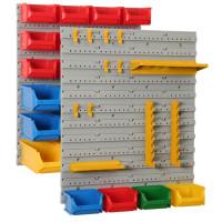Набор для настенного хранения инструмента Allit StorePlus Set P43