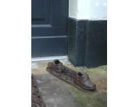 Скребок для обуви «Ботинки» Esschert Design