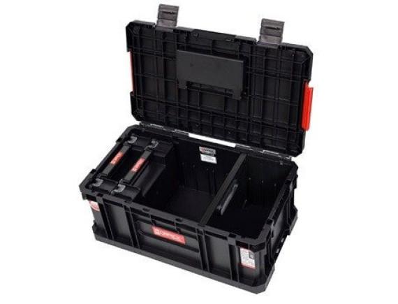 Набор ящиков Qbrick System TWO Toolbox + Organizer Multi (черный)