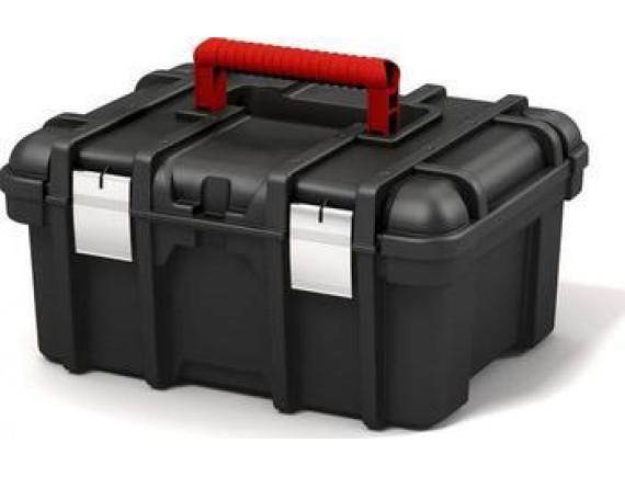 Ящик для инструментов Keter POWER TOOL BOX (Пауэр Тул Бокс) (чёрный)