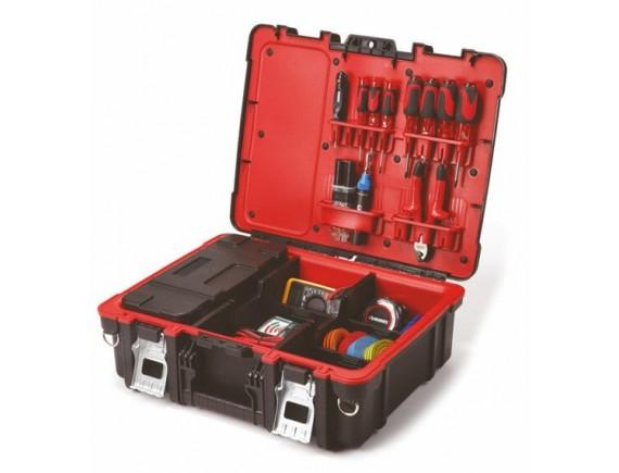 Ящик для инструментов Keter Technician BOX (чёрный)