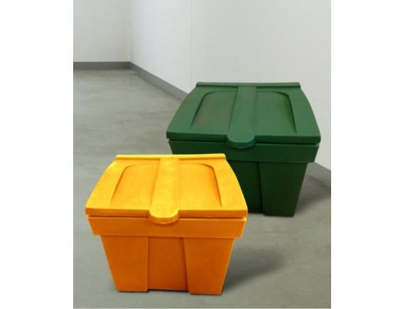 Пластиковый ящик для песка, 150 л (цвета в ассортименте)