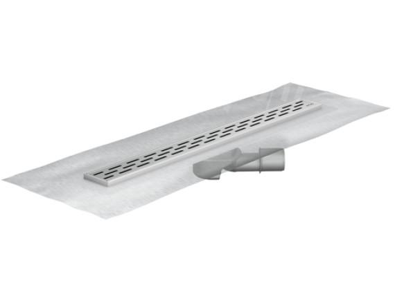Душевой канал AСО ShowerDrain B-line (с гидроизоляционным полотном)