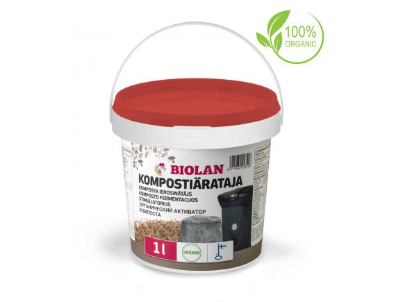 Активатор компоста Biolan 1 л