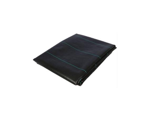 Агроткань серия против сорняков, цвет черный, 100 гр/м², размер 1,1 х 10м , РБ