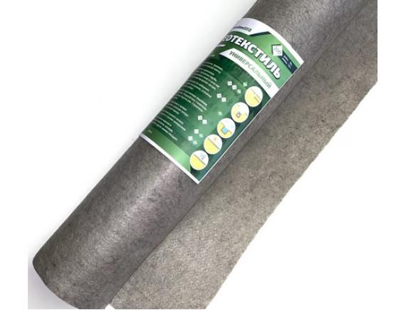 Геотекстиль нетканый мелкоформатный ГЕОКОМ Д-100 К 1,5*15м