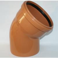 Колено канализационное Ø200мм PP Armakan