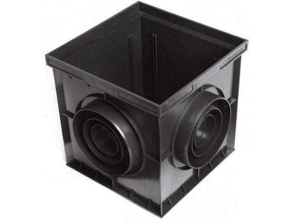 Корпус дождеприемника Europlast 300x300 пластиковый