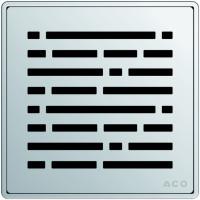 Квадратная решетка для трапа ACO EasyFlow серии Exclusive (Mix)