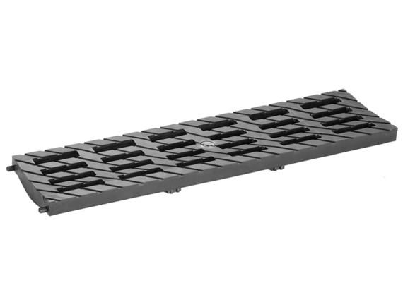 Решетка 100 MEDIUM В-125 (металлик)