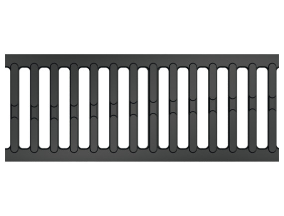 Решетка для каналов ACO Self (чугунная)