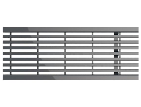 Решетка для каналов ACO Self (нержавеющая сталь)