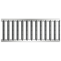 Решетка для каналов ACO Self (оцинкованная сталь)
