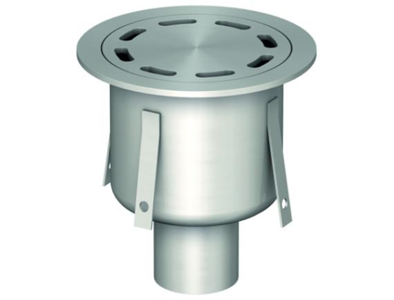 Трап нержавеющий ACO ShowerDrain FG Mini Gully 110мм (круглый)