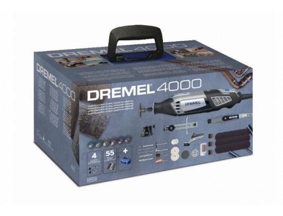 Промо-набор Dremel 4000 UD (4000-4/55)