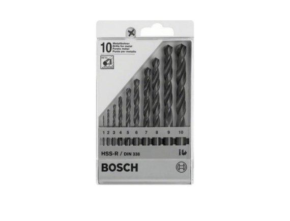 Набор свёрл Bosch SDS plus S4