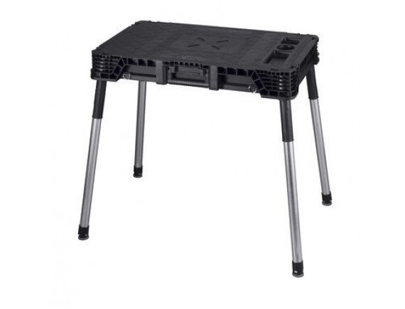 Стол переносной рабочий Keter JobMade-work table (черный)
