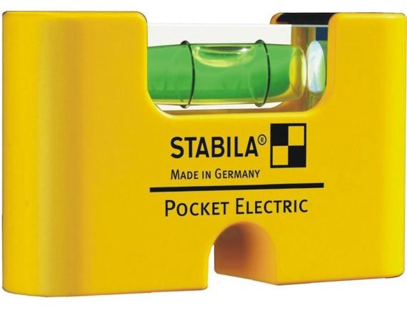Уровень Stabila Pocket Electric