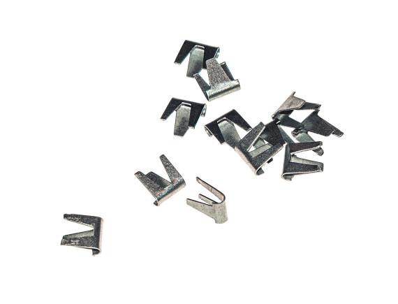Скобы металлические для вязания клеток 1,2 см * 1,1 см