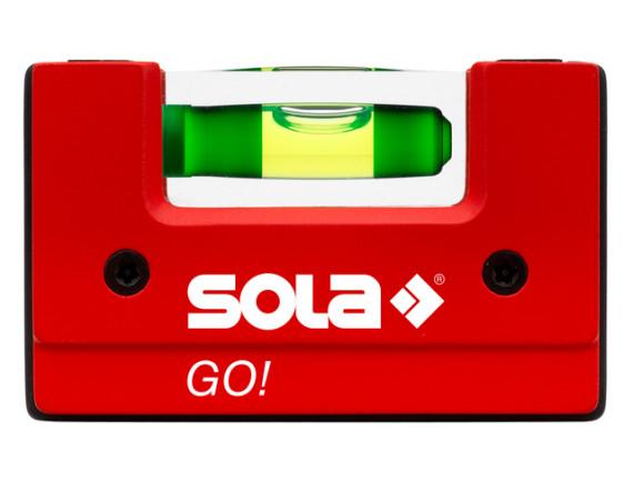 Карманный уровень SOLA GO! CLIP!