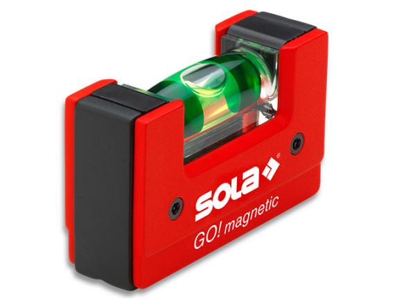 Магнитный карманный уровень SOLA GO! magnetik