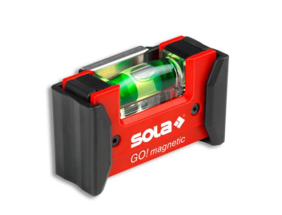 Магнитный карманный уровень SOLA GO! magnetik CLIP!